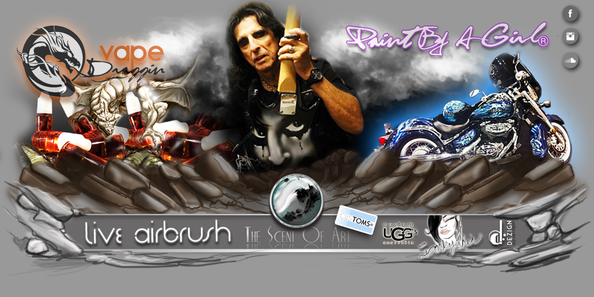 Custom Motorcycle Airbrush Paint Quotes